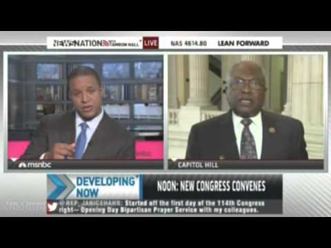 Dem Rep. James Clyburn wants Obama to use signing statements to make Keystone go away