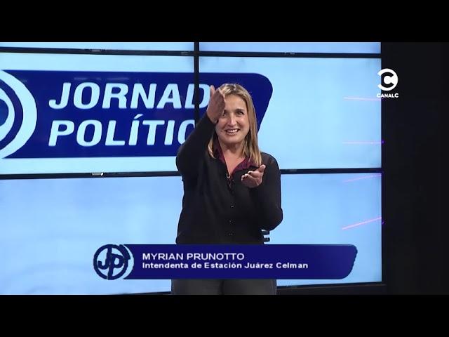 Entrevista a Myriam Prunotto