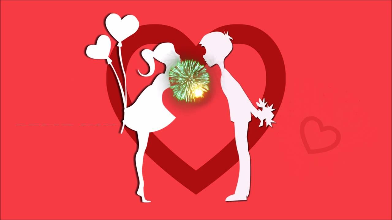 Tarjetas animadas de amor y pasion
