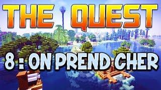 THE QUEST - Ep. 8 : On prend cher ! - Fanta et Bob Minecraft Adventure