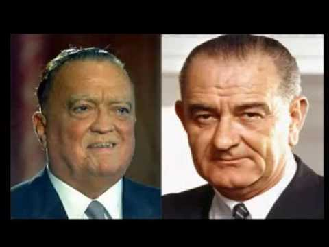 JFK Assassination - LBJ & Hoover Discuss JFK Murder Phone Co