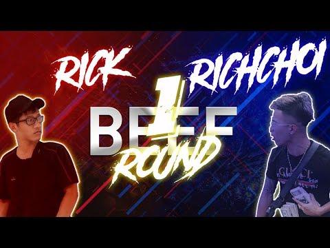 『BEEF』 Không Trượt Fact Nào - Rick | Em Đen Lắm - RichChoi | 2019 | VIDEO LYRICS