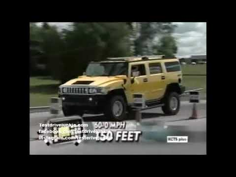 Hummer H2 - MotorWeek Review
