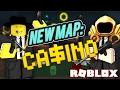 The Brand NEW KRUNKER CASINO Map [Krunker.io] - YouTube