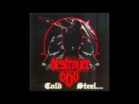 Destroyer 666 - Black City - Black Fire