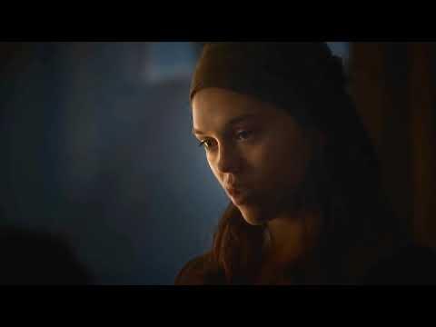 ARYA STARK Takes Revenge.. Walder  Frey Death Scene- S06E10