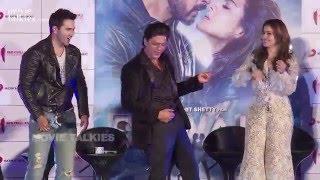 DILWALE Song Launch | Shahrukh Khan, Kajol, Kriti Sanon, Varun Dhawan