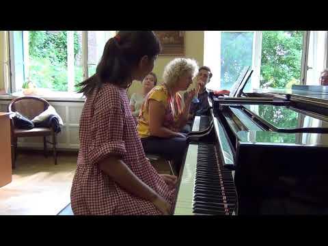 03.08.2017 Aliya Assanova. II-nd International Summer School, Moscow