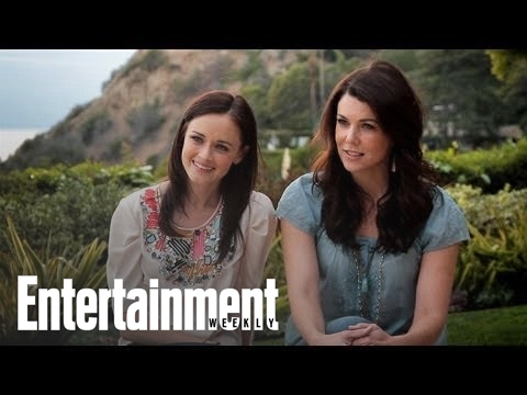 Gilmore Girls': Alexis Bledel & Lauren Graham Talk Rumors of a Movie  Entertainment Weekly