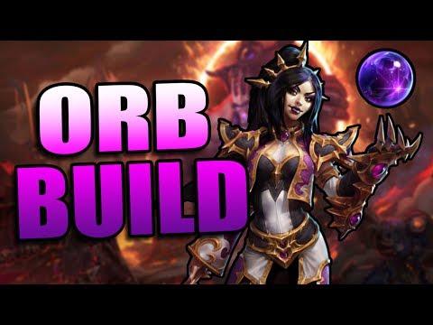 Li Ming - Orb Build // Heroes of the Storm