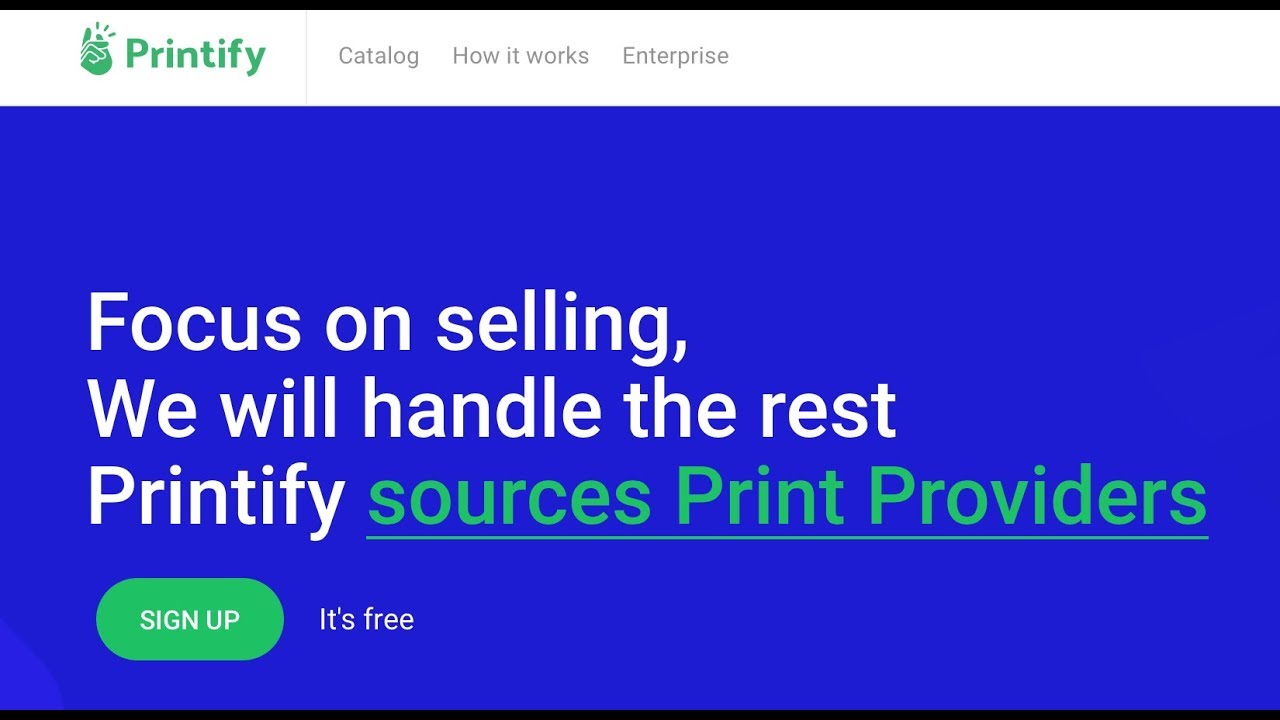 Printify - a Print on Demand Drop Shipping Service for WooCommerce - Review