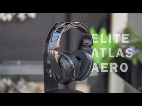 Turtle Beach Elite Atlas Aero Review! Wireless PC Gaming Headset