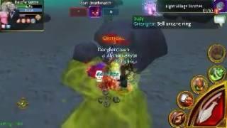 Arcane Legends- Decyferdown 2v1 and I won