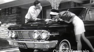 1963 Mercury Comet Commercial --  Highest Resale Value!