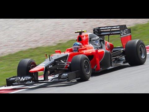 КОЛА ЗА СИГУРНОСТ! - F1 2014 - Монако - Пътят към славата!
