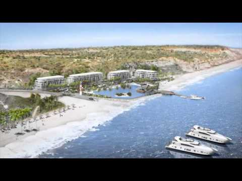Barra Do Kwanza Resort, Angola - Atkins Ltd