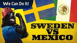 SWEDEN vs. MEXICO | HOI4 Mod Spotlight | ParadoxGrandStrategy