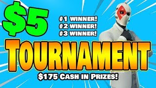 🔴 XBOX Tournament $175 in Prizes Fortnite Live Stream Xbox one