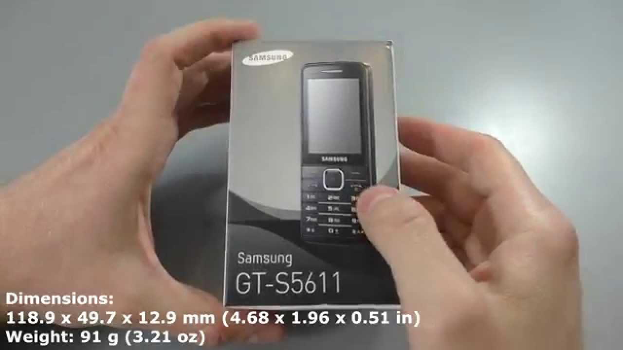 16 апр 2016. Изящный качественно собранный телефон samsung с. Уже мой третий по счету samsung gt-s5611 с осени прошлого года. Пока еще можно купить, тем более, что развития модели, похоже, не предвидится.