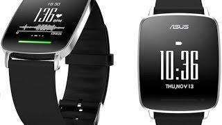 Обзор умных часов/фитнес-трекера Asus VivoWatch