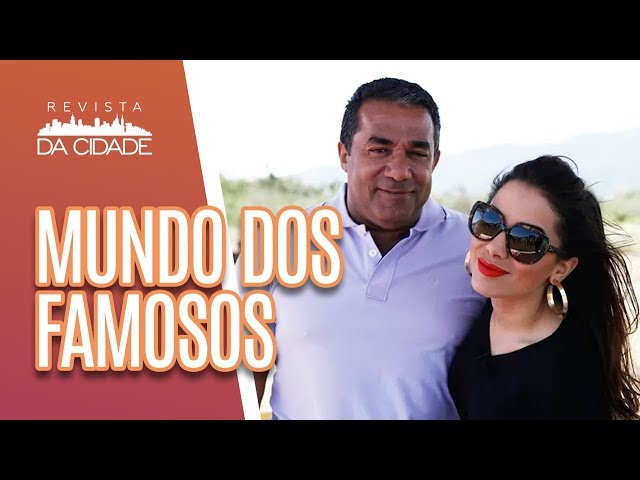 Pai de Anitta sai em DEFESA da Cantora - Revista da Cidade (07/03/19)