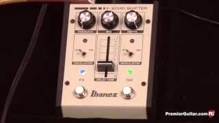 Review Demo - Ibanez ES-2 Echo Shifter