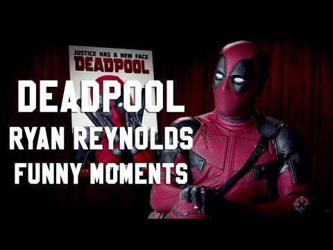 DEADPOOL Ryan Reynolds | Funny Moments