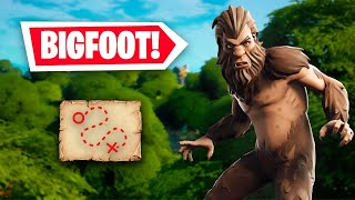 HOW TO FIND *BIGFOOT* IΝ SEASON 5! (Fortnite Battle Royale)