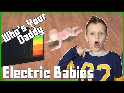 Electric Babies / Who's Your Daddy / Ronald vs Karina