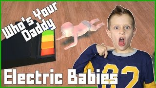 Electric Babies / Who