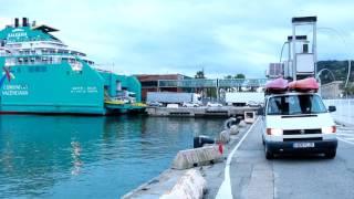 Direct ferries Barcelona ~ Ferryboat 03 2017