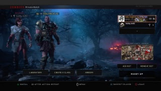 BO4 Zombies - IX - EE Hunt - PS4 [26-10-2018]