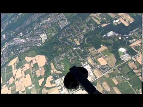 Skydive Swoop In Hamilton