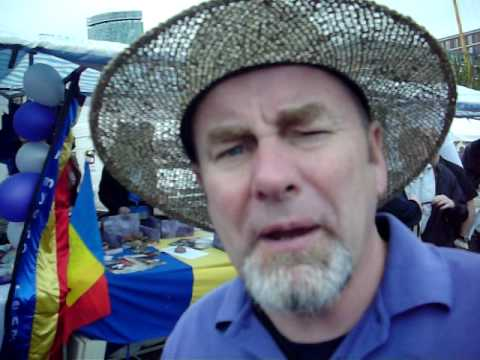 Interview: Paul Allen of GALHA at Bimingham Pride 2010