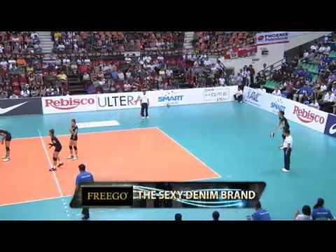 U23: China vs. Thailand Set 1