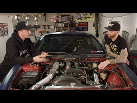 Chris Forsberg and Ryan Tuerck Are Back for Drift Garage Season 4, Ep 1