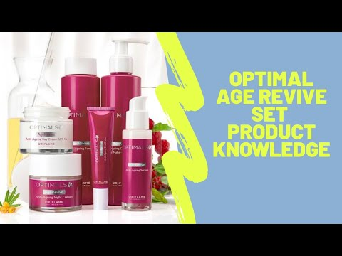 oriflame-optimal-age-revive-products-range-|-anti-ageing-products