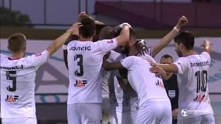 GORICA vs OSIJEK 1:0 (35.kolo, HT Prva liga 18/19)