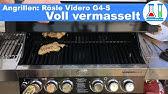 Rösle Gasgrill Mit Steakzone : Rösle videro g4 s gasgrill modell 2018: aufbau und vorstellung bye