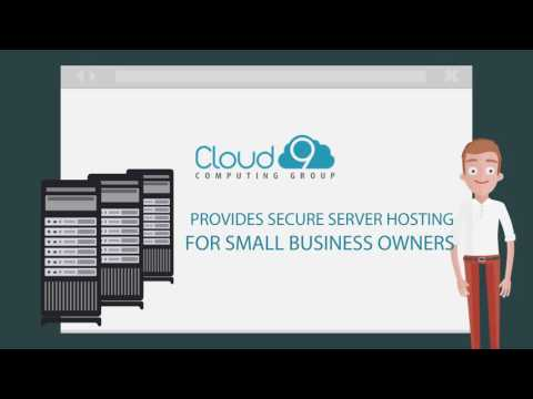 Cloud 9 Computing Group Overview Explainer