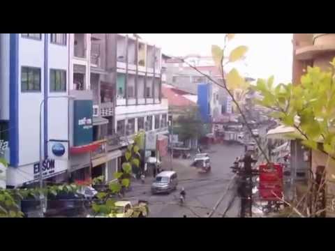 ท่องเมืองกัมพูชาและพนมเปญเมืองหลวงของชาวเขมร  Phanompen trip go go!!