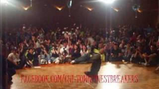 B-girl Battle Spinderella 10yrs old CTFB CREW Vs B-girl  @ Breakin The Law: 7 Deadly Styles