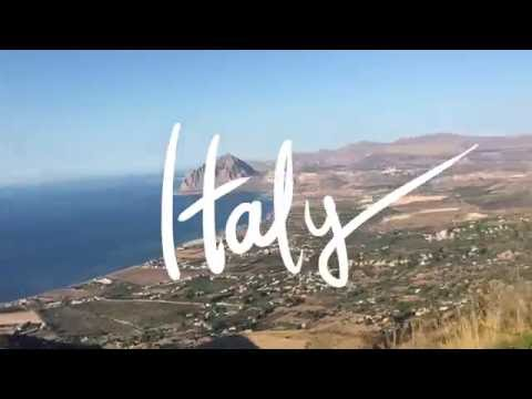Video postcards from Italy