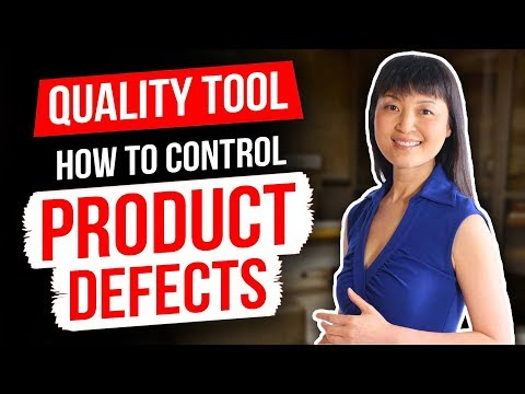 👉👉 CHINA INSPECTION CHECK LIST! | AMAZON FBA PRODUCT QUALITY CONTROL