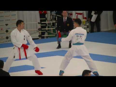 2016 JKF All Japan 福田 vs 篠原 Fukuda vs Shinohara