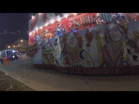 2017 Biloxi Night Parade
