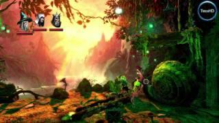 Trine 2 Gameplay