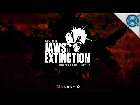 Jaws of Extinction Official Trailer (New Survival Open World Story Game)