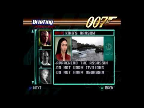 007 The World Is Not Enough 06 Ps1 Longplay Youtube