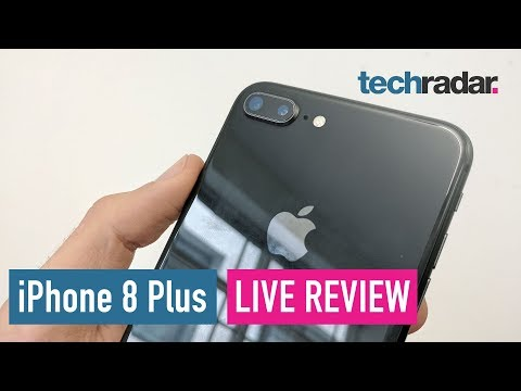 iPhone 8 Plus Live Review + Q&A